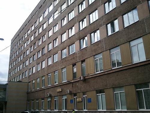 Центральная районная больница шилка